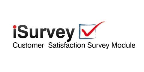 Customer Satisfaction Survey Module - iSurvey